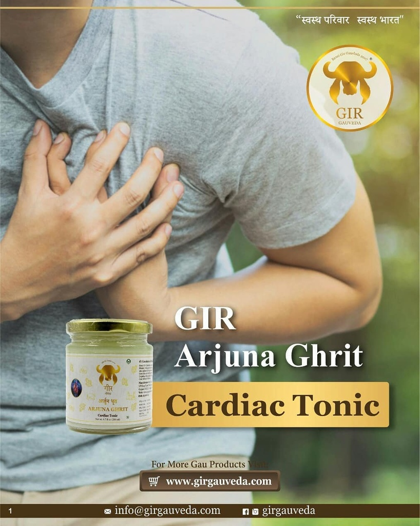 GIR Arjun Ghrit 200ml