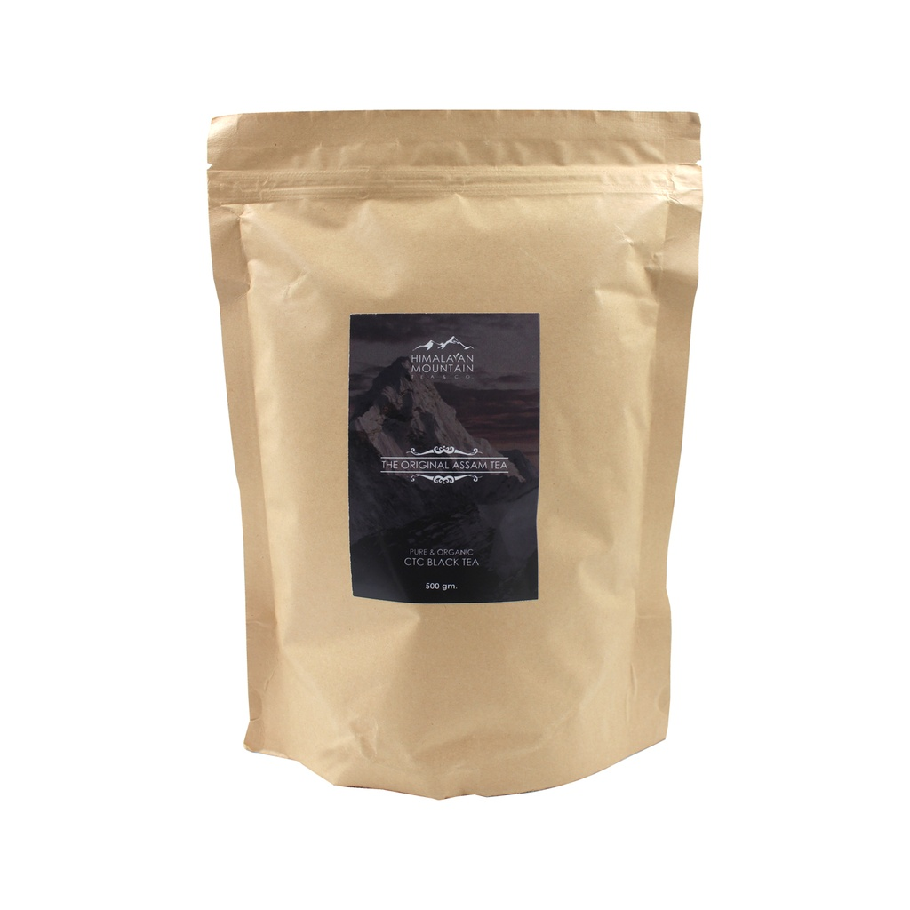 Himalayan Mountain Organic CTC Black Tea 500g