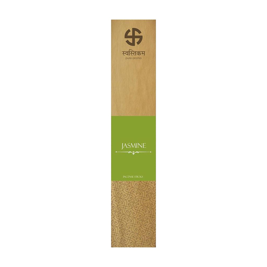 Swastikam jasmine incense stick