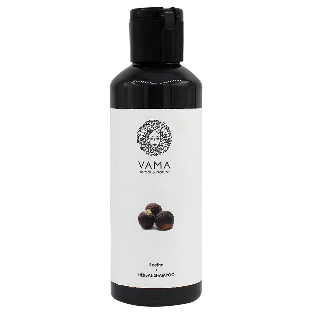 VAMA Herbal Reetha Black Shampoo 210ml