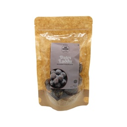 SOSE Natural Dates Ladoo with goodness of almond & coconut 150g
