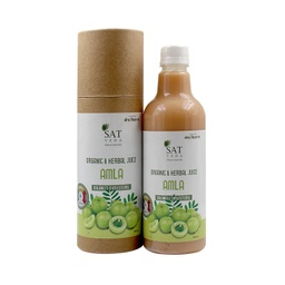 [amla145 ] SAT VEDA Natural Amla Juice 500ml