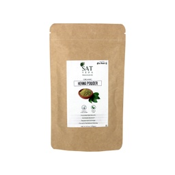 SAT VEDA Organic Henna Powder 100gm