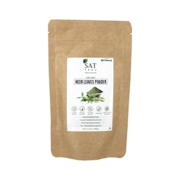 SAT VEDA Organic Neem Leaves Powder 100gm