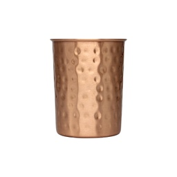 KAPITA Copper Hammered Lacquer Coated Glass 300ml