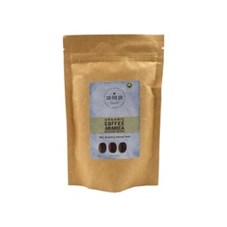 CO FEE CO Organic Coffee Arabica Roasted Beans 150g