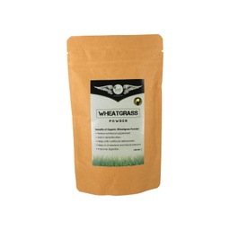 SAT VEDA Organic Wheatgrass Powder 100g