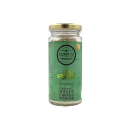 CO FEE CO Organic Green Coffee Powder 100g