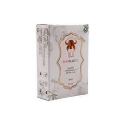 GIR Manjistha & Rose Herbal Soap 80g