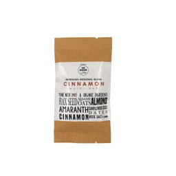 SOSE Cinnamon Nutri Bar 30gm